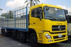 Xe tải thùng 4 chân Dongfeng