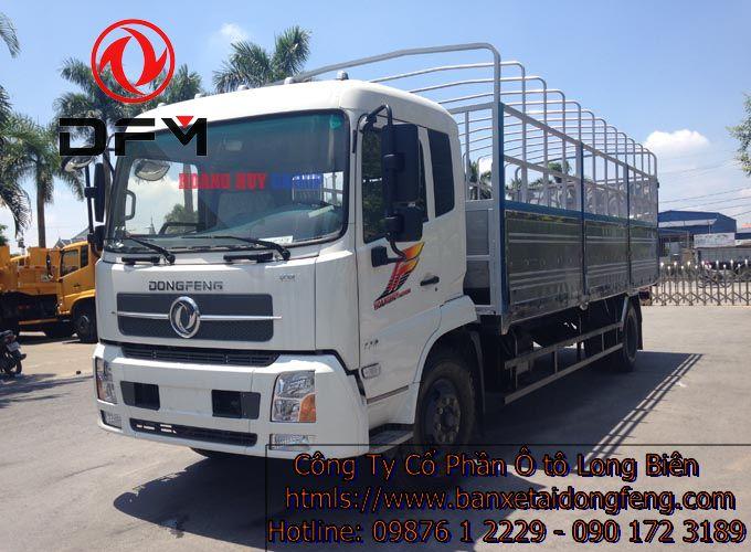 Xe tải thùng Dongfeng