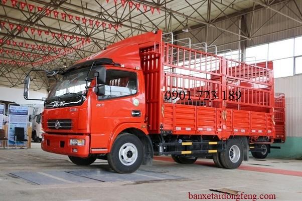 Xe tải thùng B170 Hoàng Huy
