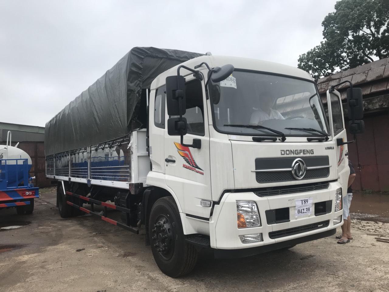Xe tải Dongfeng 8 tấn Hoàng Huy