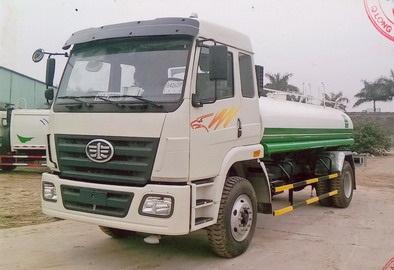 Xe phun nước rửa đường 9 khối Faw 2021